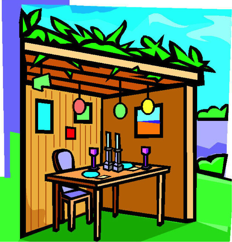 Clipart succah clipart freeuse stock sukkah clipart – Congregation Beth El of Montgomery County clipart freeuse stock