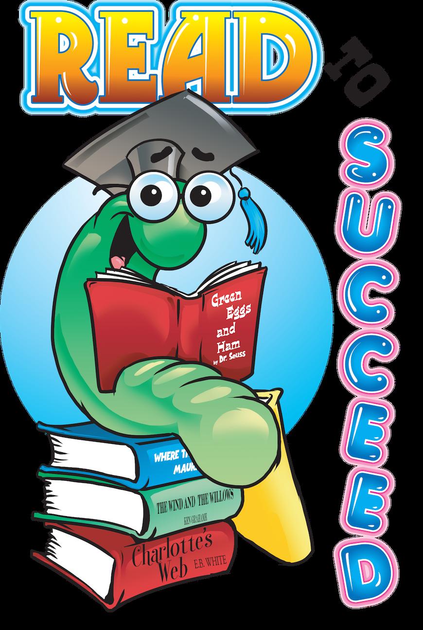 Success in school clipart clip art download Read to Succeed clip art download