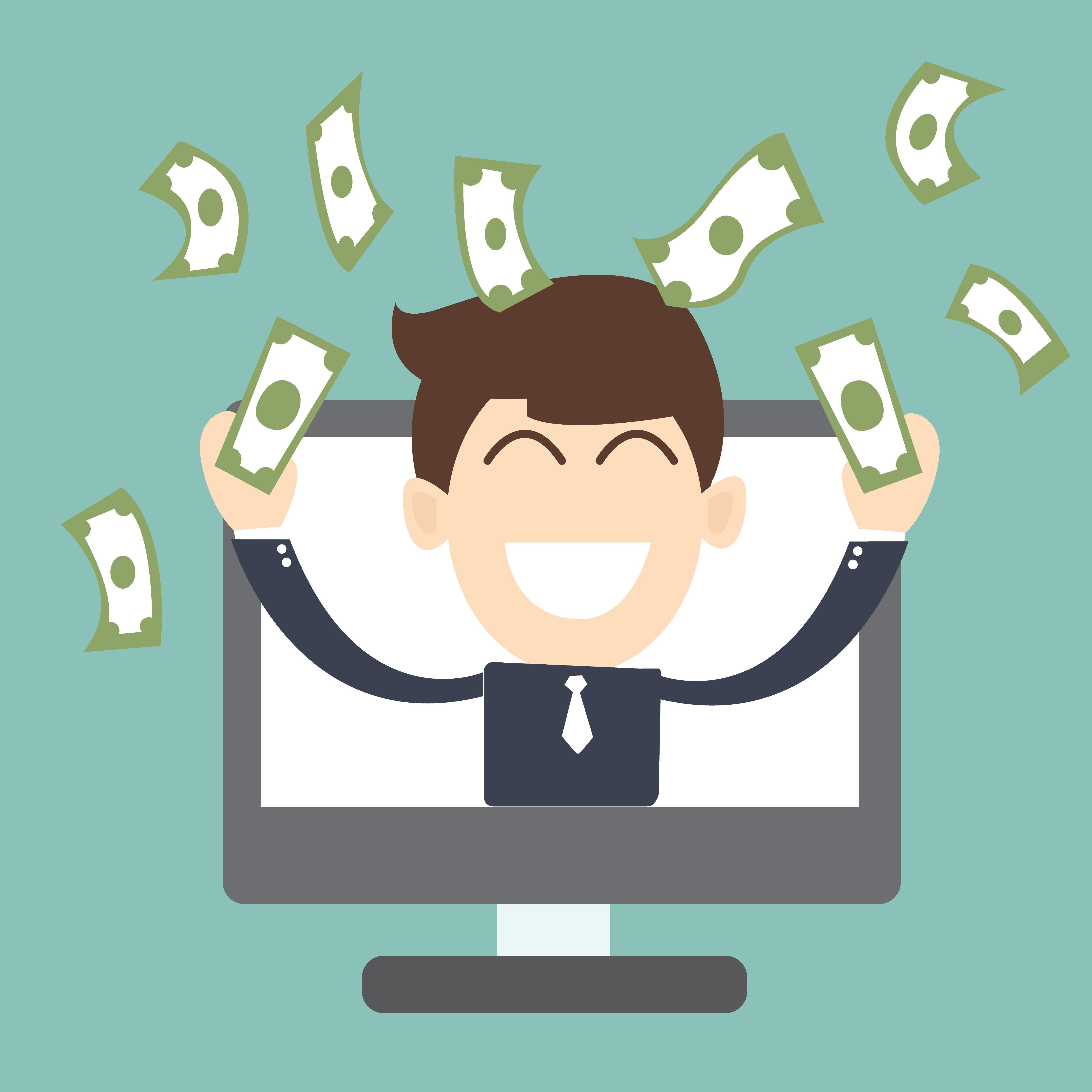 Successful entrepreneur clipart image free library 7 Keys To Entrepreneur Success image free library