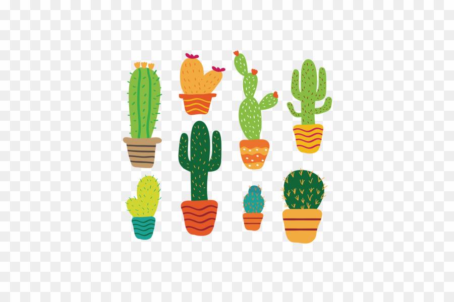 Succulent clipart download jpg download Cartoon Succulent PNG Cactus Succulent Plant Clipart ... jpg download