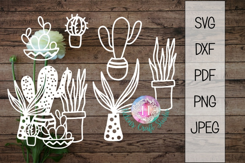 Montana clipart jpeg image free library Free Cactus succulent SVG DXF PDF JPEG PNG Clipart Crafter ... free library