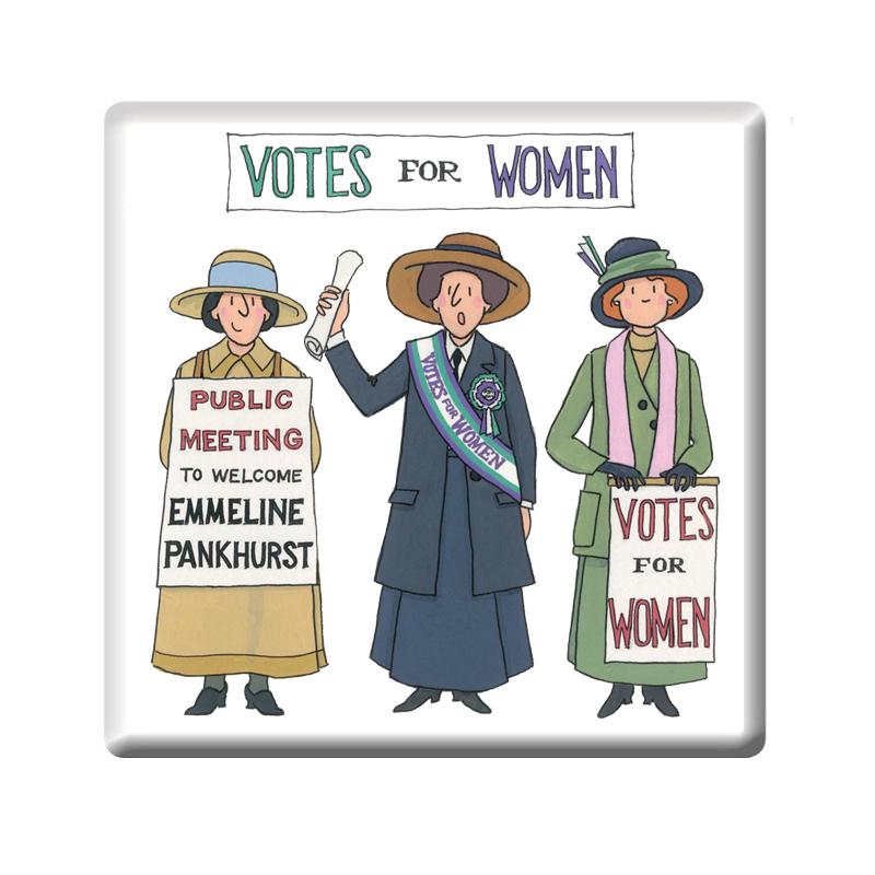 Suffragette clipart png download Suffragette Coaster | Alison Gardiner png download