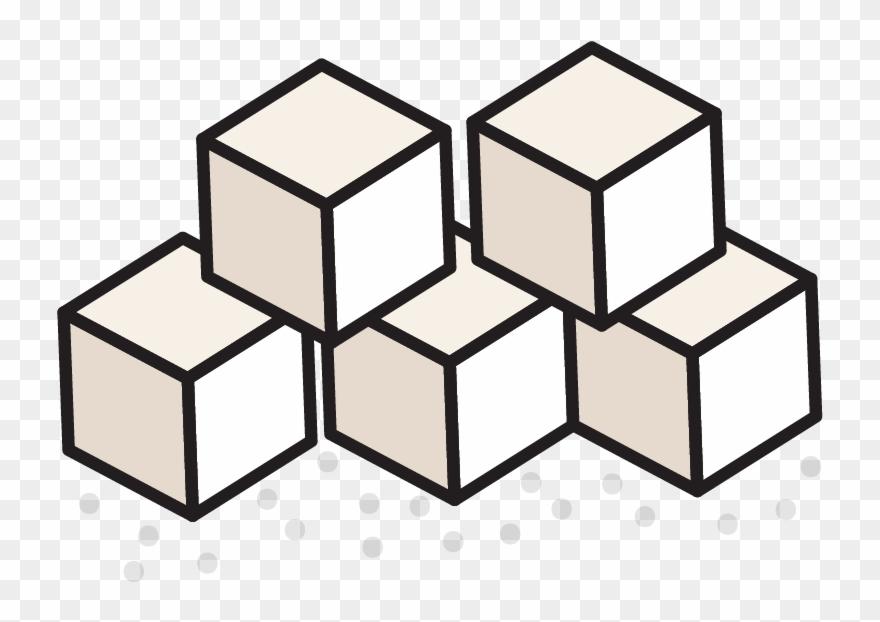 Sugar cubes clipart clip art royalty free stock Sugar - Change 4 Life Sugar Cubes Clipart (#177692) - PinClipart clip art royalty free stock