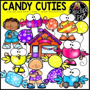Sugar high clipart jpg royalty free stock Candy Cuties Clip Art Set {Educlips Clipart} jpg royalty free stock
