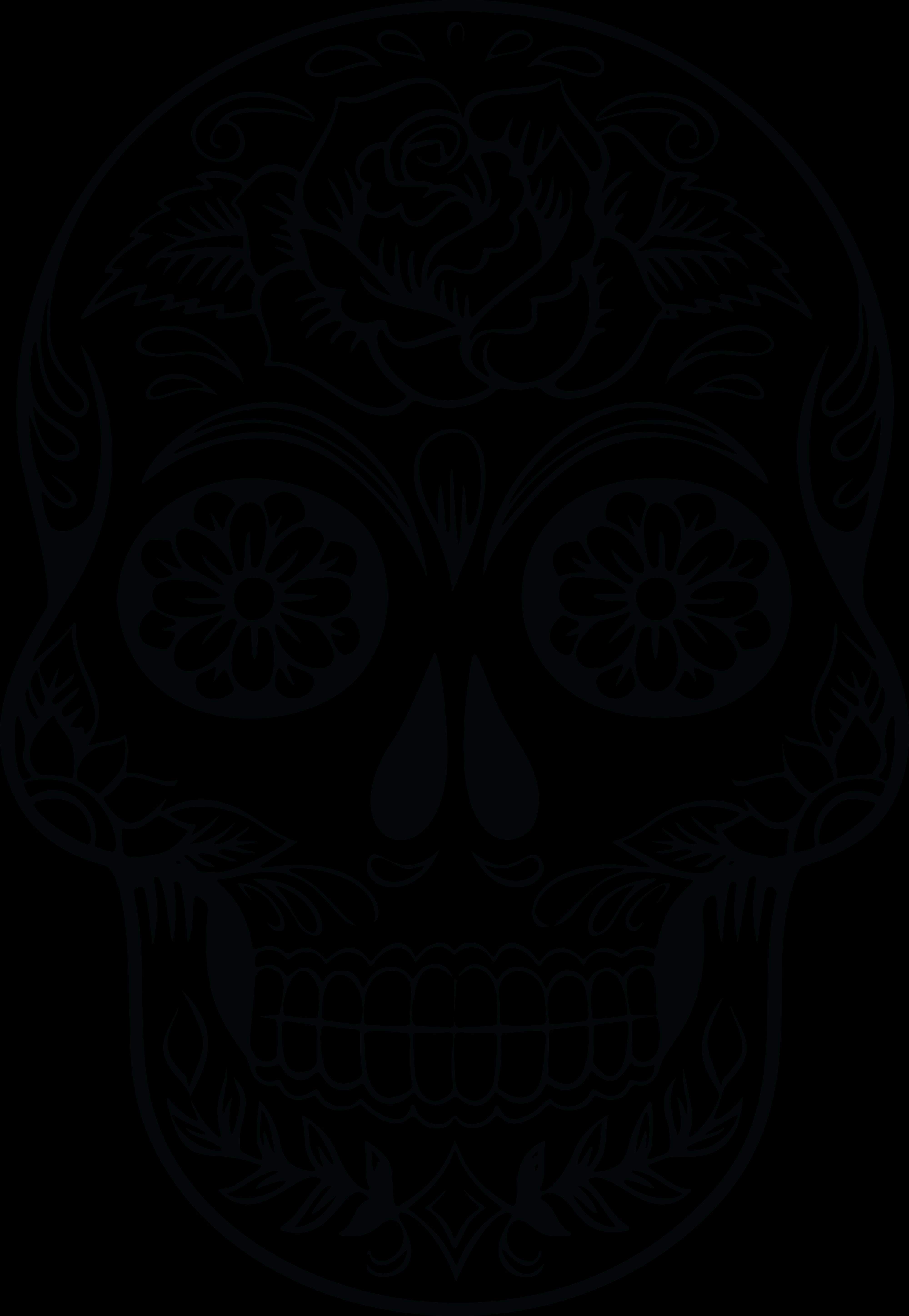 Sugar skull pumpkin clipart clip transparent download 28+ Collection of Sugar Skull Clipart Free | High quality, free ... clip transparent download