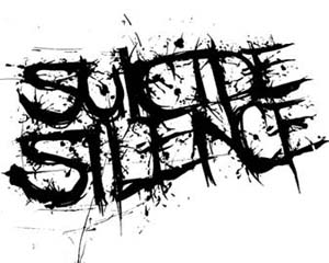 Suicide silence logo clipart jpg black and white download Suicide Silence : chroniques, biographie, infos | Metalorgie jpg black and white download