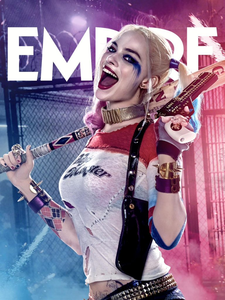 Suicide squad harley quinn clipart svg library library 5 K-Pop Idols Who Channeled Suicide Squad's Harley Quinn • Kpopmap ... svg library library