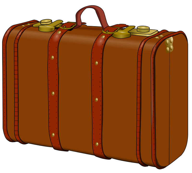 Suitcase clipart images picture freeuse Free Suitcases Cliparts, Download Free Clip Art, Free Clip ... picture freeuse