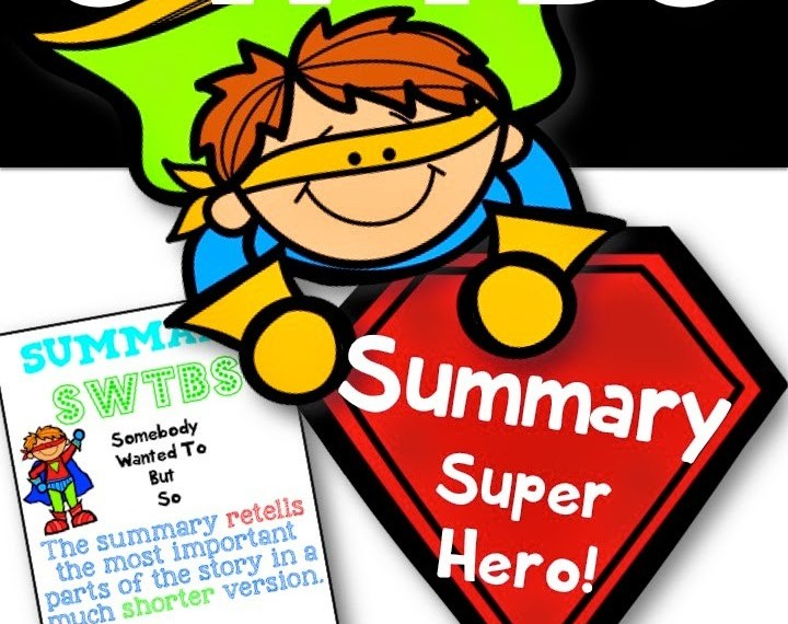 Summarization clipart png royalty free download Summary Archives — Teacher KARMA png royalty free download