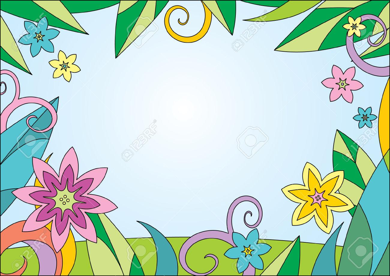 Summer backgrounds clipart vector Summer background clipart 7 » Clipart Station vector