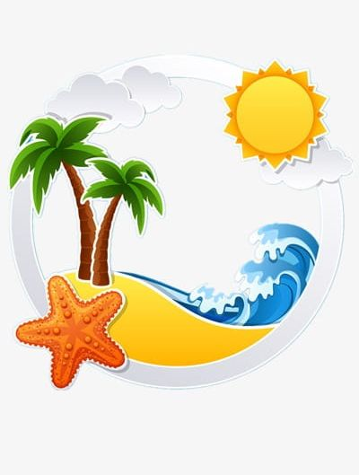 Summer beach clipart images picture transparent Summer Beach PNG, Clipart, Beach Clipart, Beach Clipart ... picture transparent