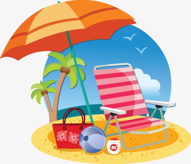 Summer beach clipart images svg freeuse Beach Chairs, Chair, Summer, Beach PNG Transparent Clipart ... svg freeuse
