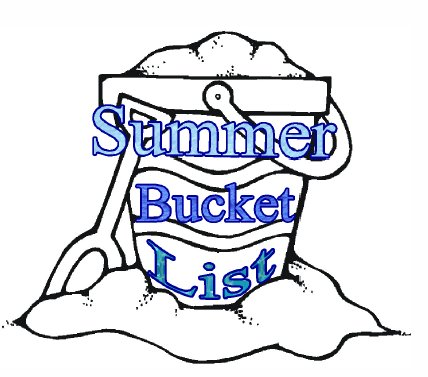 Summer bucket list clipart clip art free download Summer Bucket List Clipart - Clipart Kid clip art free download