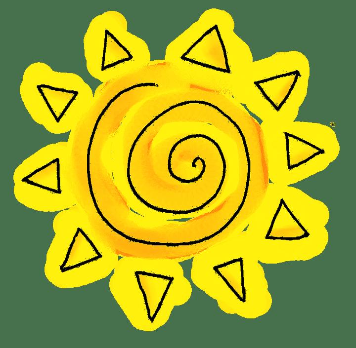 Summer camp sun clipart graphic stock clip art summer | traveltourswall.com graphic stock