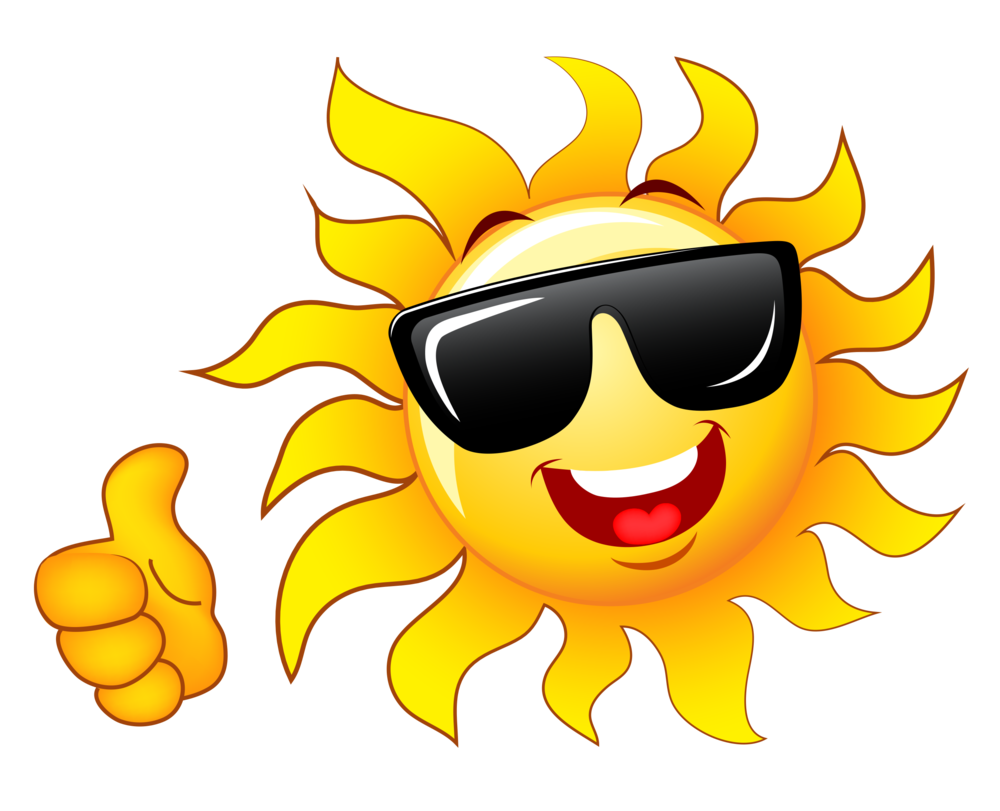 Summer camp sun clipart transparent download Summer Programs — Nashua Community Music School transparent download