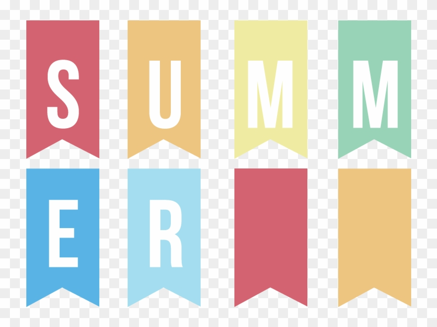 Summer clipart banner image Summer - Summer Time Banner Png Clipart (#397553) - PinClipart image