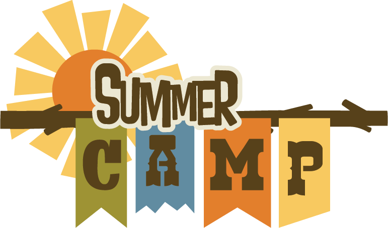Summer clipart cross free stock Summer Camps 2016 - Cross & Crown Weekday School free stock