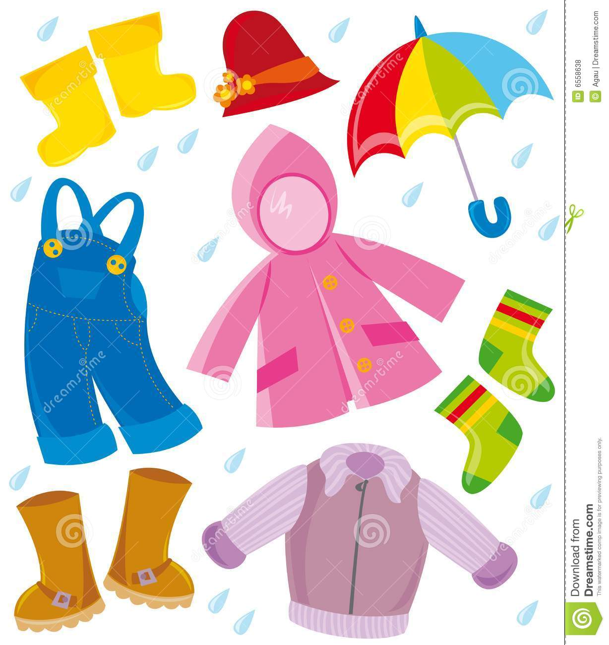Summer clothes clipart clipart download Summer clothes clipart 6 » Clipart Station clipart download
