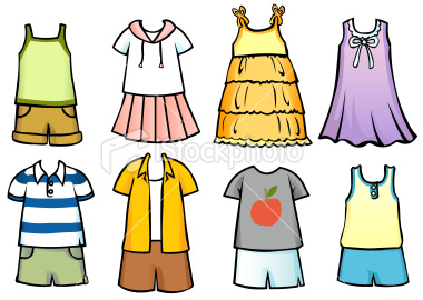Summer clothes clipart free clipart freeuse stock Free To Share Summer Clothes Clipart ClipartMonk Free - Free ... clipart freeuse stock