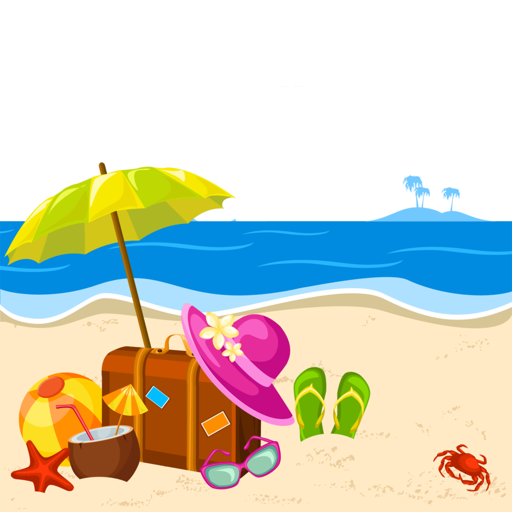 Summer dog clipart jpg black and white library Summer Png Clipart - peoplepng.com jpg black and white library