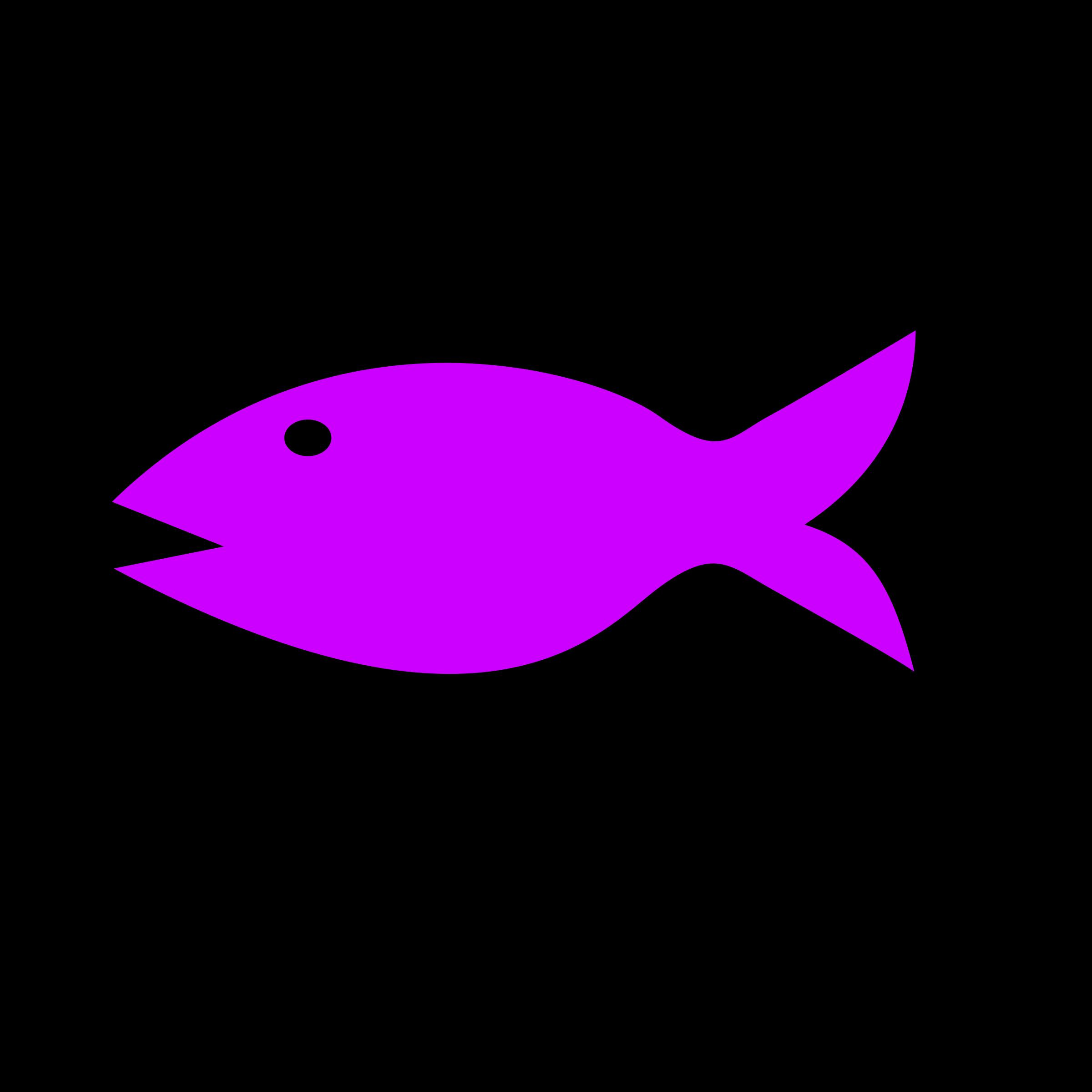 Summer fish clipart vector Clipart - Piecepack seasons suites - Summer vector
