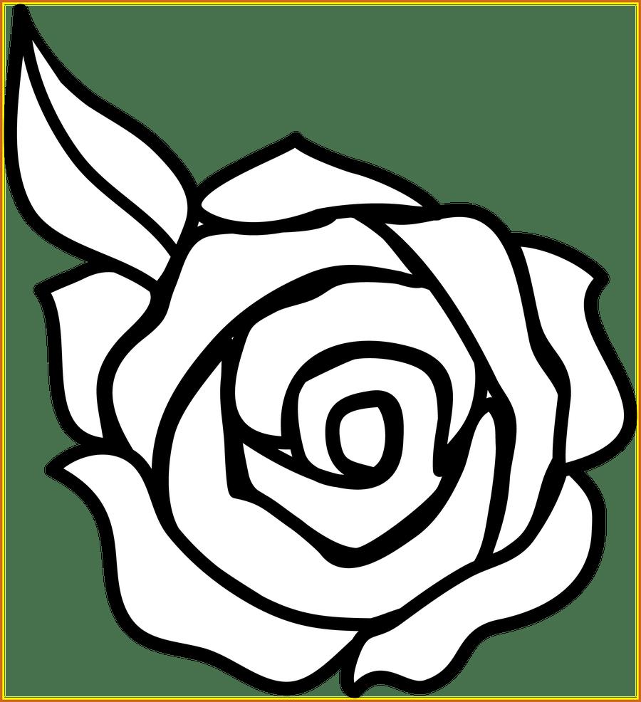 Summer flower clipart black and white black and white stock Appealing Black And White Rose Border Clip Art Clipart Panda Image ... black and white stock