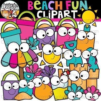 Summer growing clipart clip free Summer Clipart Growing Bundle {Summer Clipart} clip free