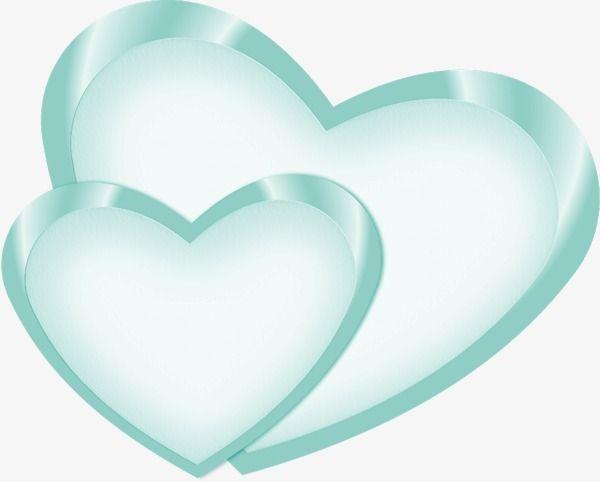 Summer hearts clipart royalty free Blue Heart Box ·, Heart Clipart, Blue Box, Heart Box PNG ... royalty free