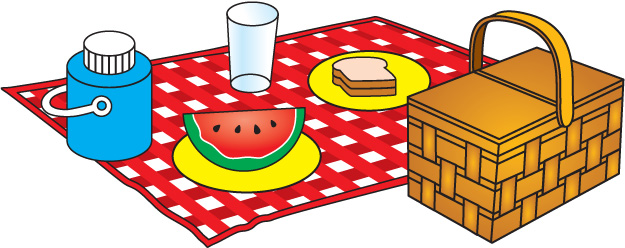 Summer picnic clipart png black and white stock Free Summer Picnic Pictures, Download Free Clip Art, Free ... png black and white stock