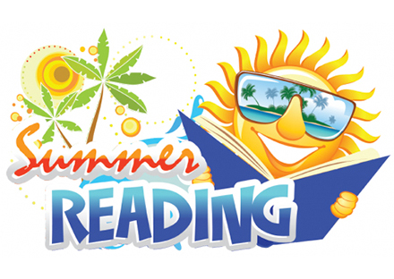 Summer reads 2018 clipart png black and white Summer Reading 2019 - Academics - News | Fenwick High School png black and white