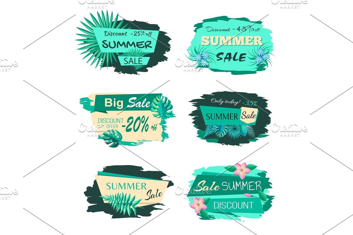 Summer sale clipart 25 clip art transparent download Collection Discount Emblems Off Summer Sale Advert clip art transparent download