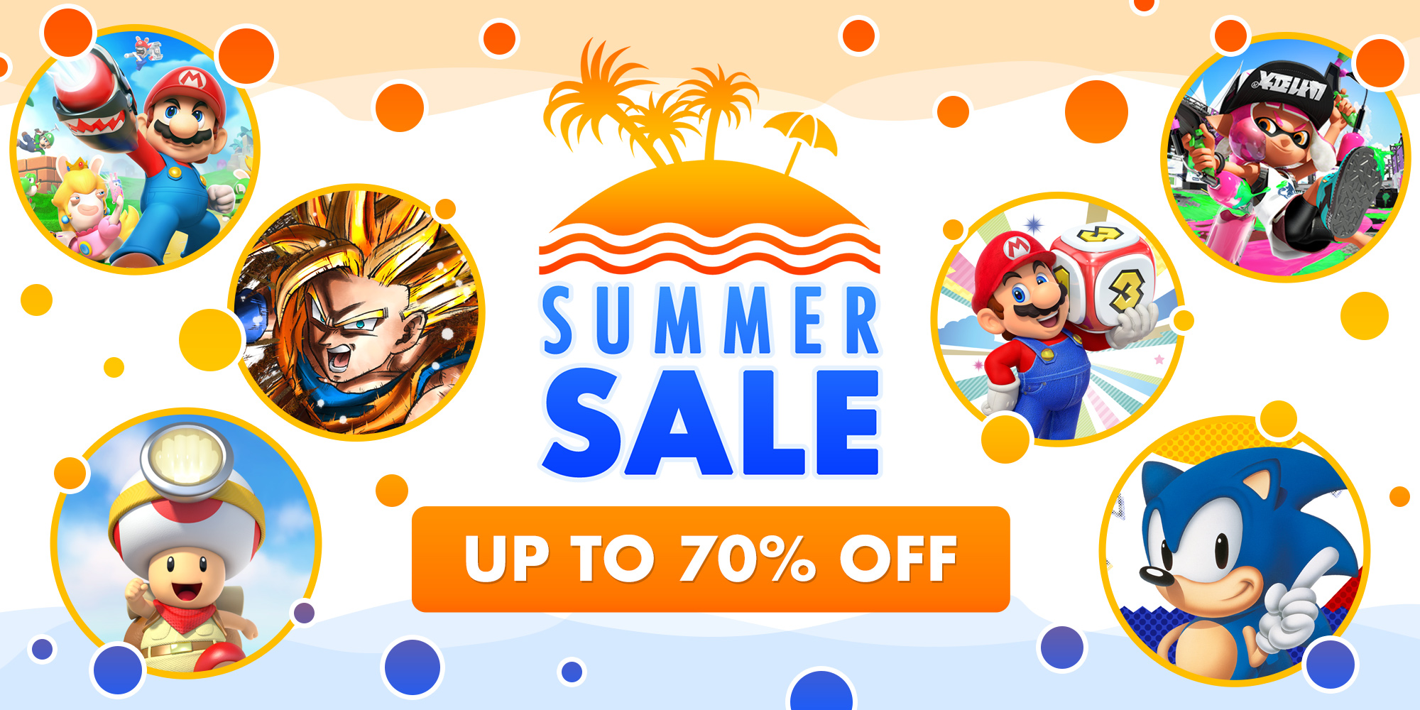 Summer sale clipart 25 image library Nintendo eShop Sale | Store | Nintendo image library
