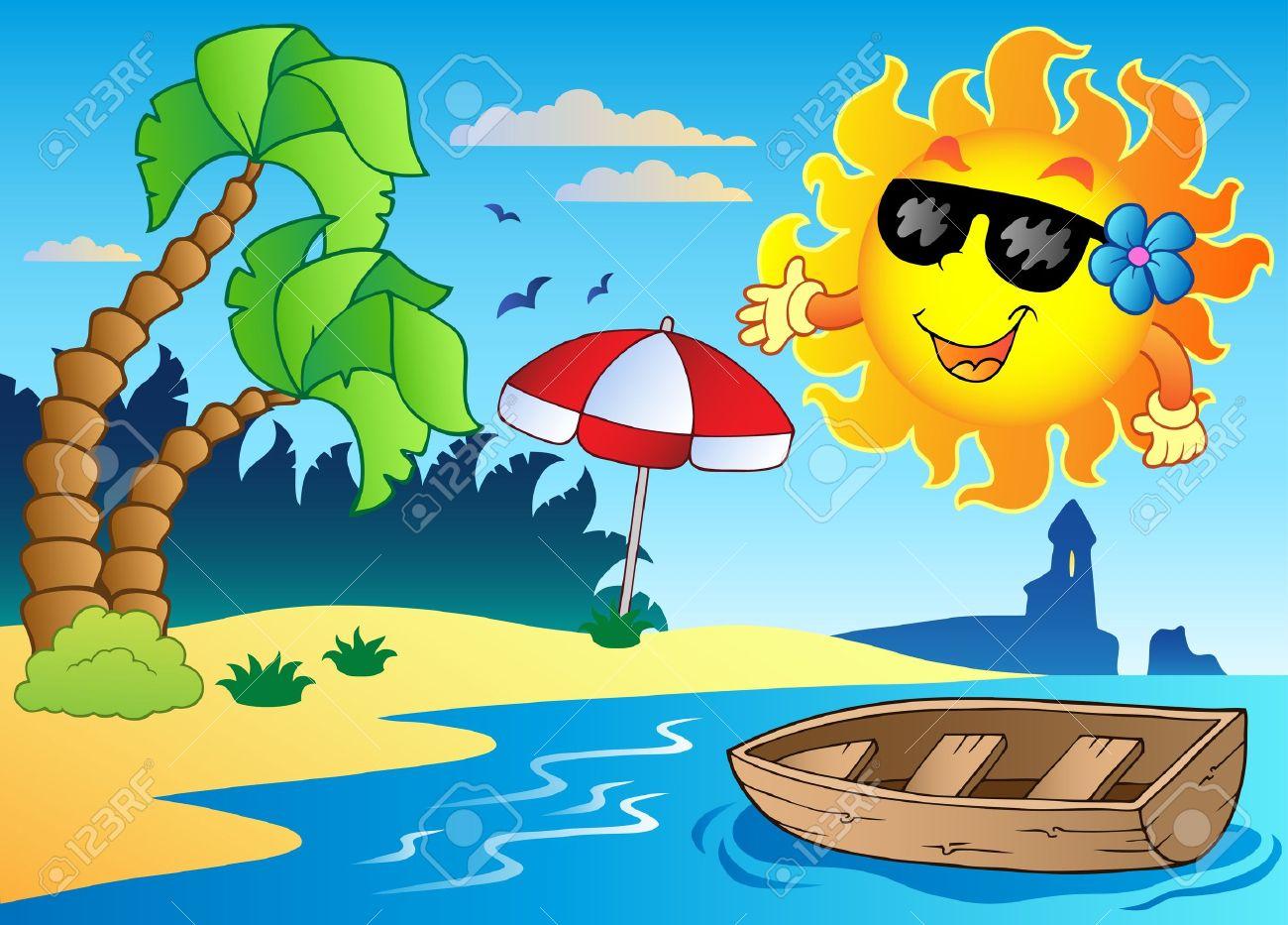 Summer season clipart clip free stock Summer season clipart 5 » Clipart Station clip free stock