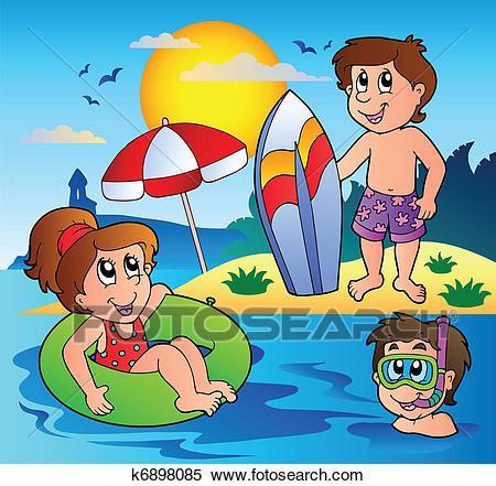 Summer season clipart graphic Summer season clipart 5 » Clipart Portal graphic