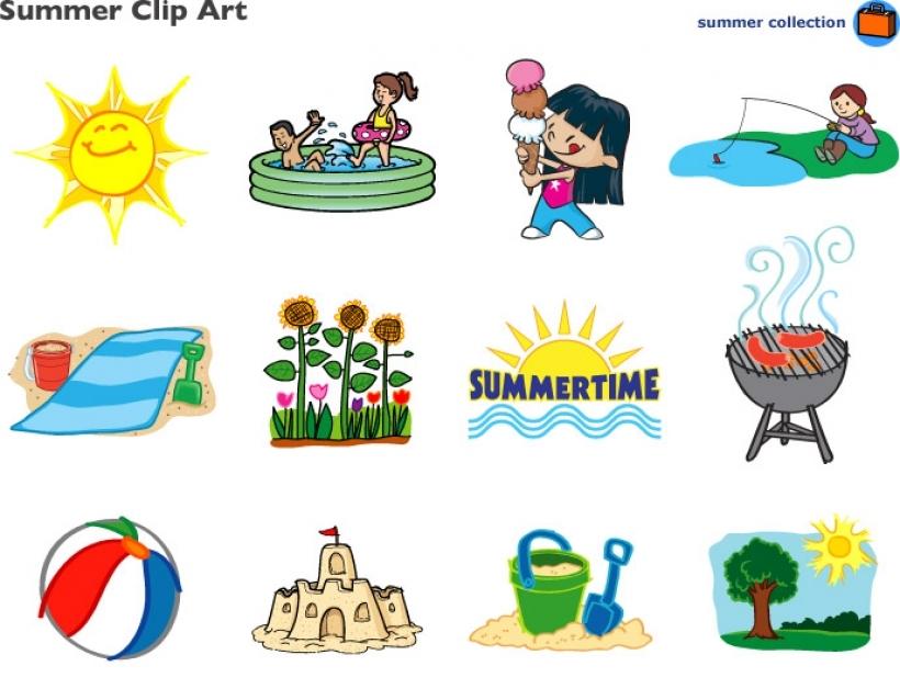 Summer season clipart banner transparent Summer Season Pictures Clipart Summer Season Clip Art - Free ... banner transparent