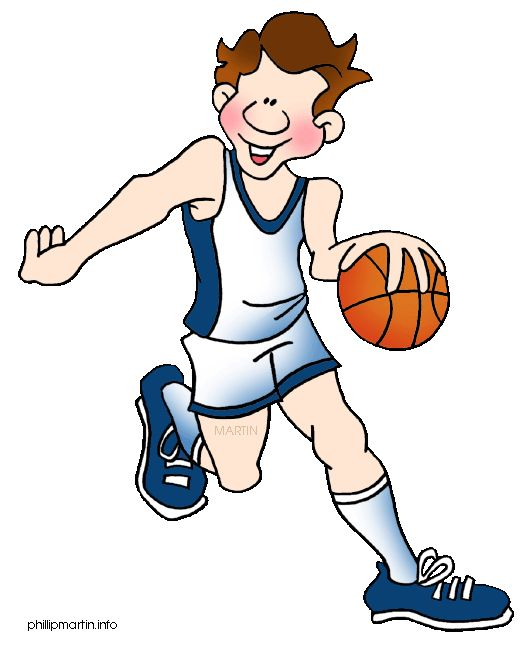 Summer sports free clipart jpg black and white download Drawling | Gift pics ideas | Sports, Free basketball, Basketball jpg black and white download