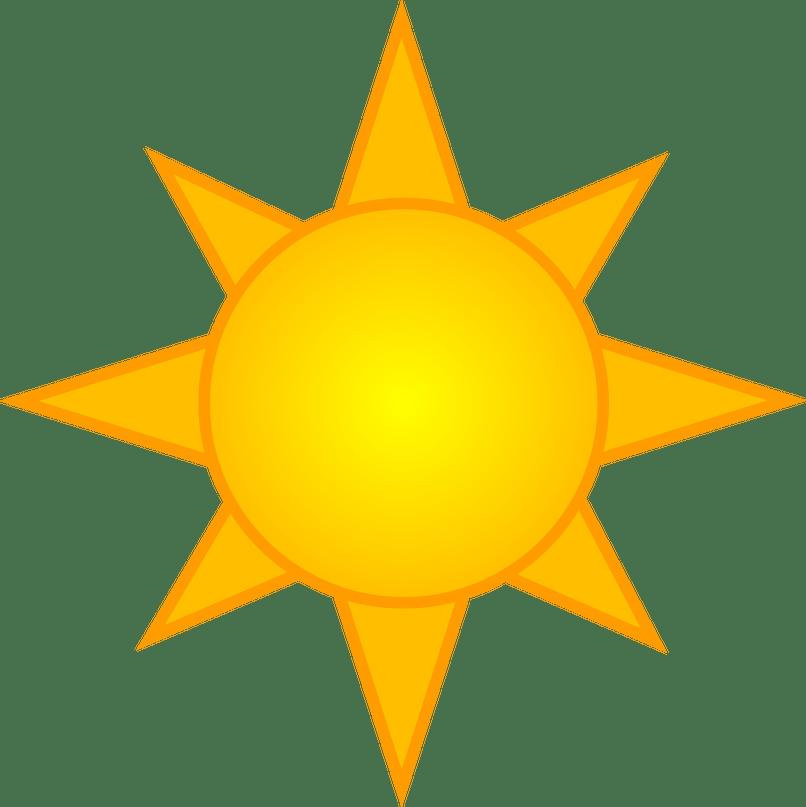 Summer sun clipart photos vector download Sun Cartoon Images Free | Reviewwalls.co vector download