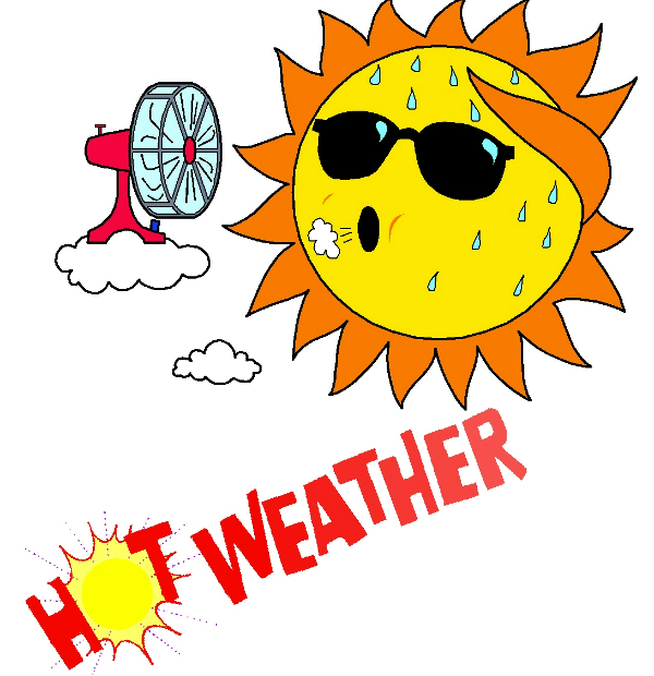 Sun too hot clipart graphic quotes and images about extreme heat - Google Search | HVAC ... graphic