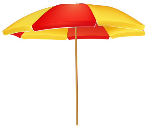 Summer umbrella clipart clipart library library Beach Umbrella PNG Clip Art - Best WEB Clipart clipart library library