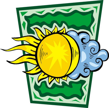 Summer vs winter clipart image transparent First Day Of Winter Solstice Clipart - Clipart Kid image transparent