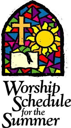 Summer worship clipart jpg transparent stock Summer Sundays for Fellowship and Gathering - Fort Hill ... jpg transparent stock