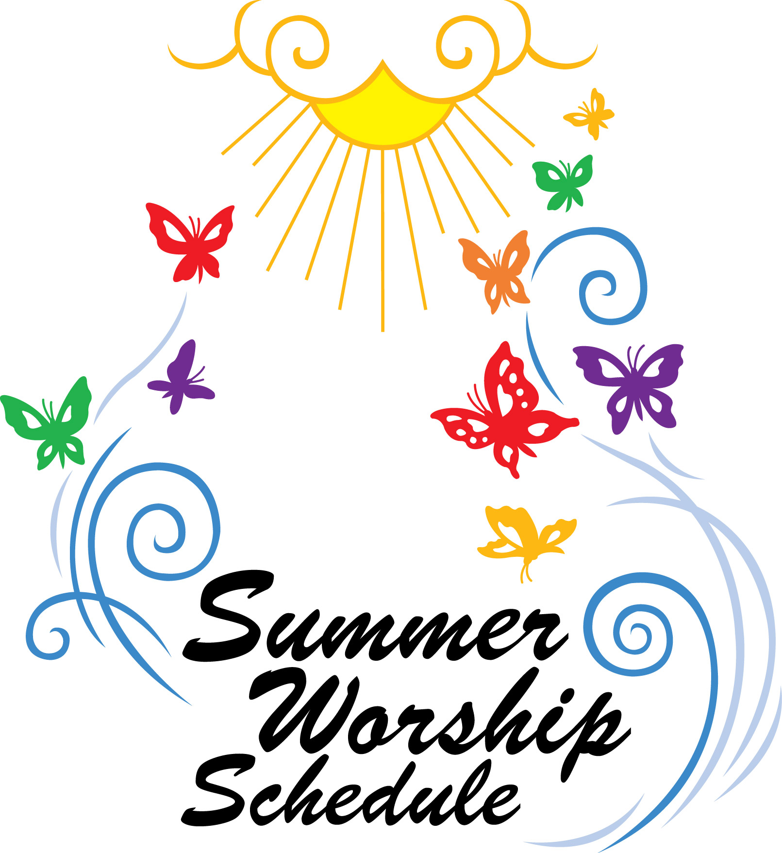 Summer worship clipart graphic library Summer worship clipart image #41932 graphic library