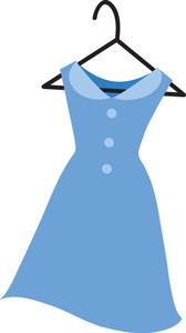 Summerdress clipart clip art freeuse stock 39+ Dress Clip Art | ClipartLook clip art freeuse stock