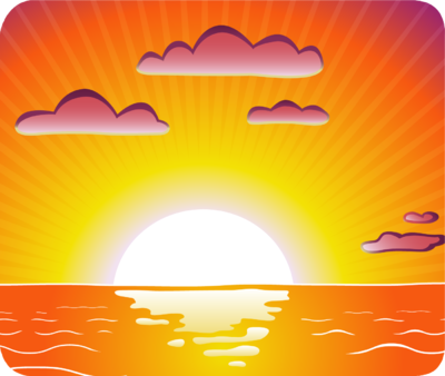 Sumset clipart graphic royalty free stock Free Sunsets Cliparts, Download Free Clip Art, Free Clip Art ... graphic royalty free stock