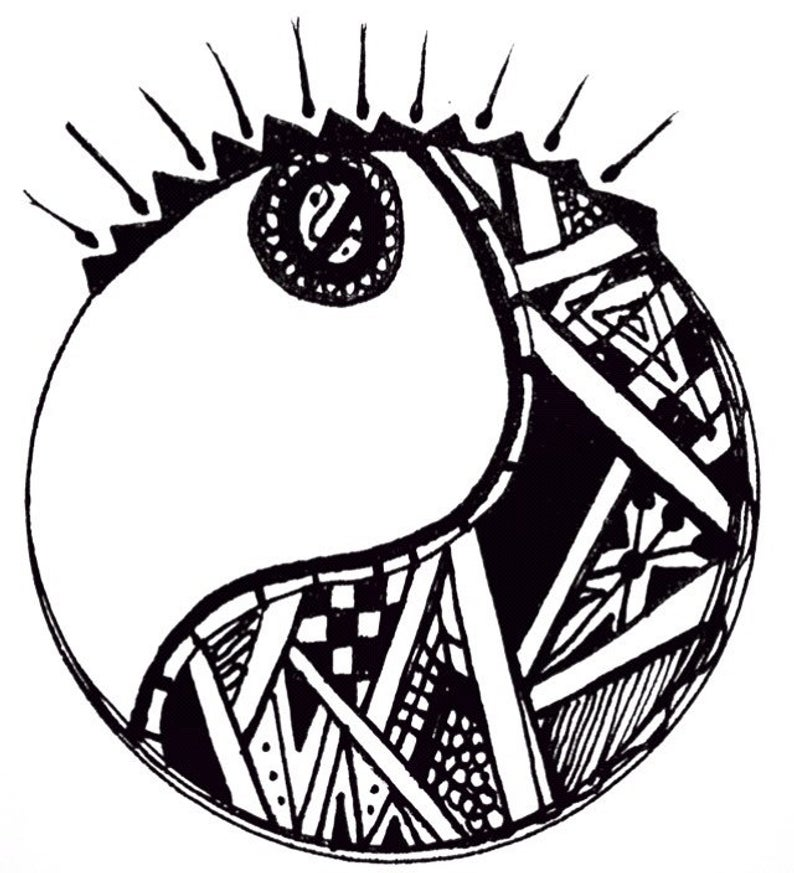 Sun and dream catcher clipart black and white banner stock Dreamcatcher Drawing Black And White | Free download best ... banner stock