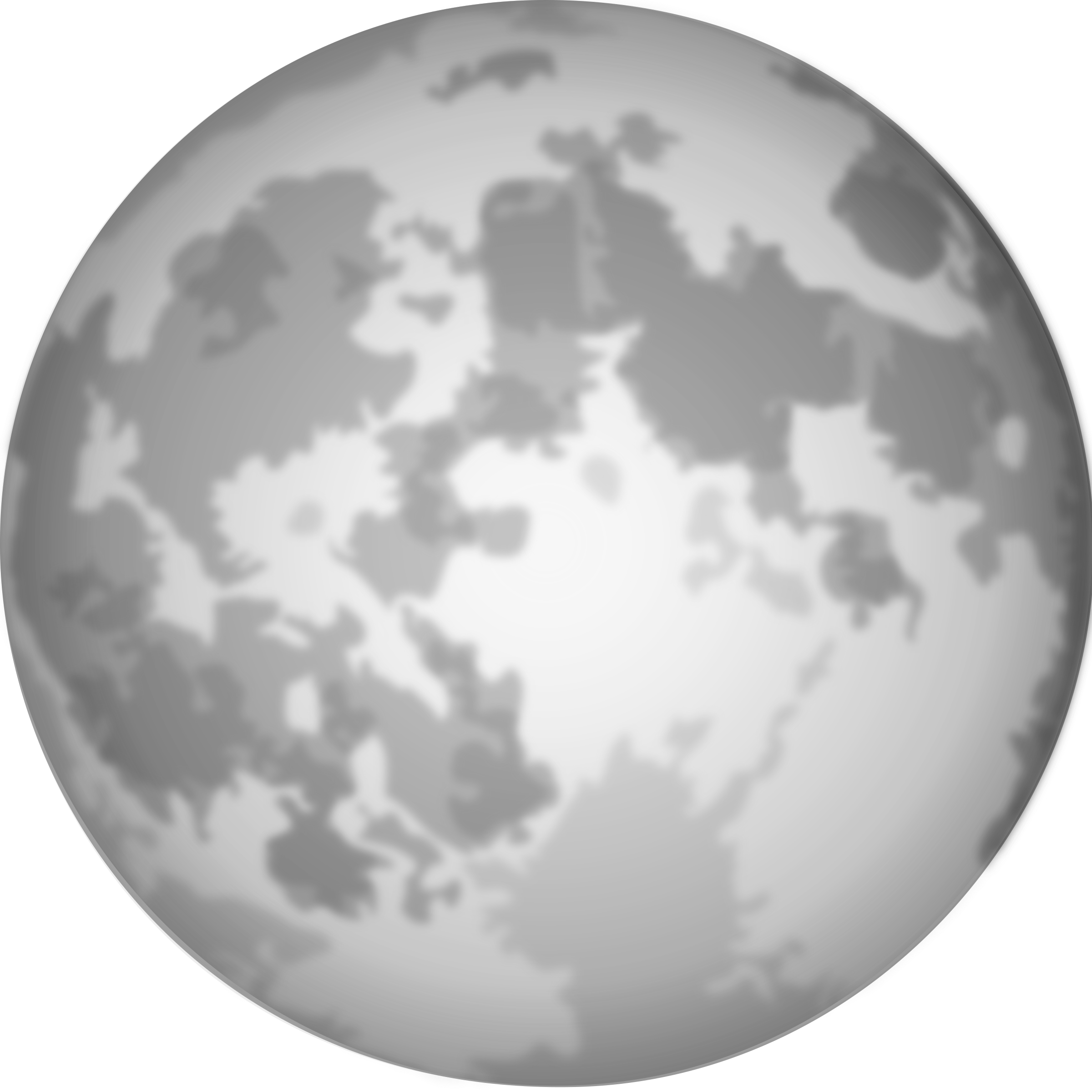 Sun and moon rotate clipart black and white png freeuse library Moon PNG images free download png freeuse library