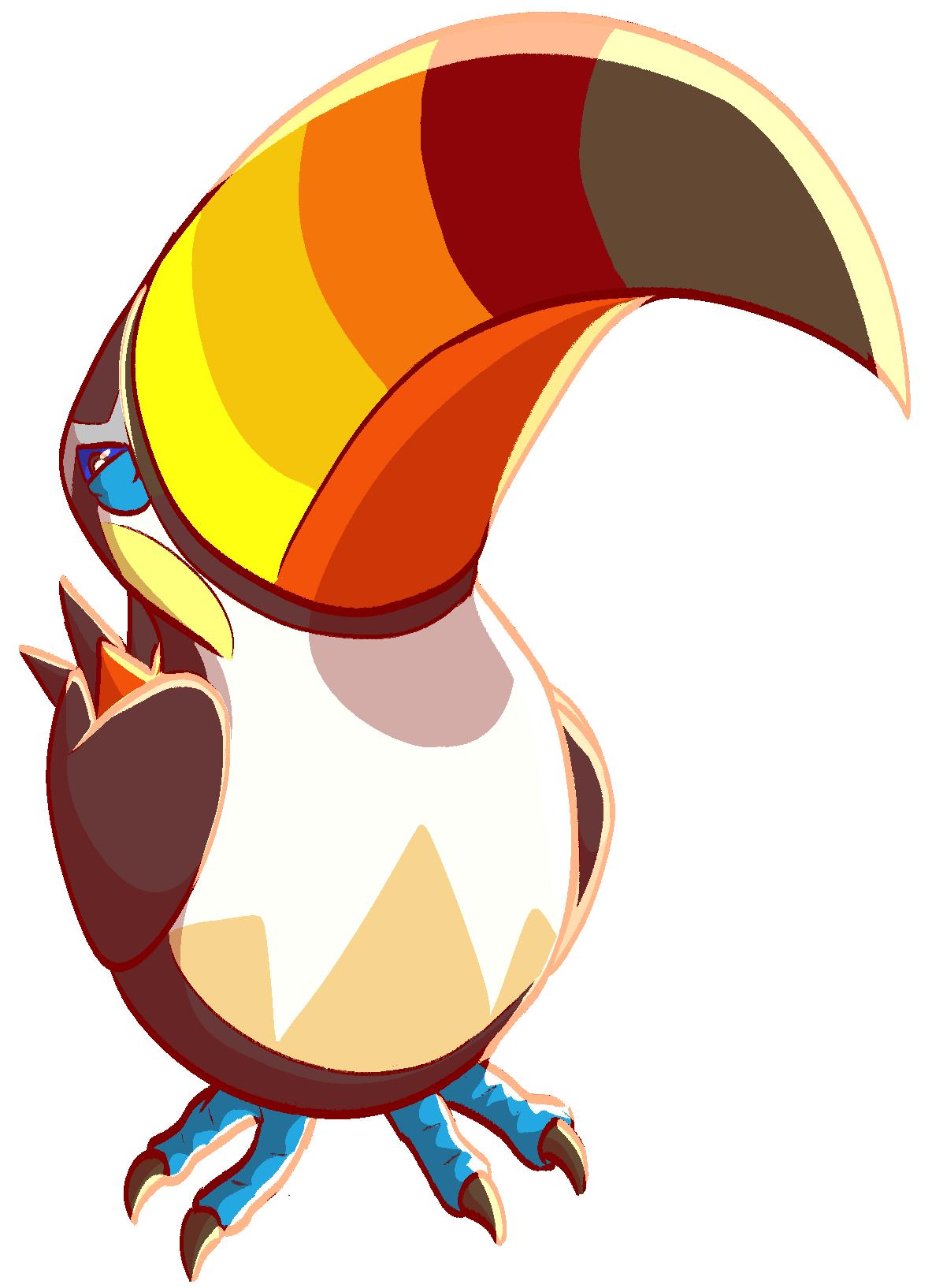 Sun and moon symbol clipart clip transparent stock Toucannon | Pokémon Sun and Moon | Know Your Meme clip transparent stock