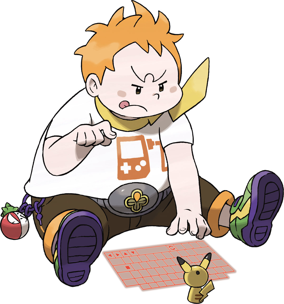 Sun and moon watch face clipart image royalty free Sophocles - Bulbapedia, the community-driven Pokémon encyclopedia image royalty free