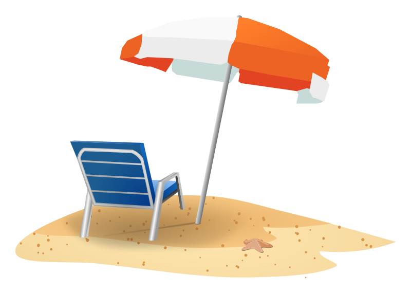 Sun and sand clipart picture transparent ESL and EFL Resources : AT THE BEACH (Basic) (EXERCISE B78E253) picture transparent