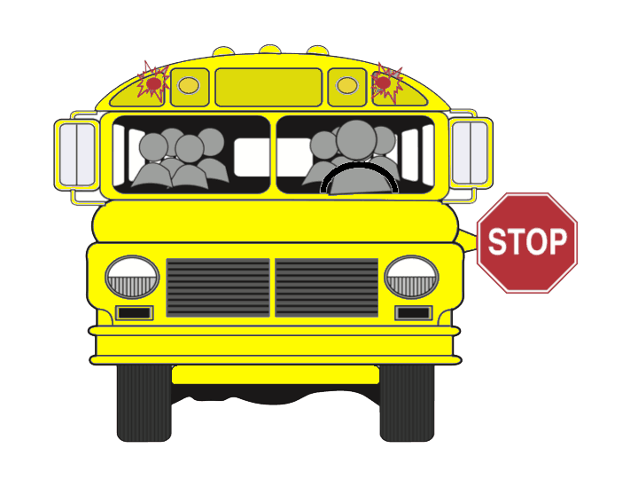 Sun at busstop clipart royalty free download Teen Stops Drunk Bus Driver, Enables Conviction royalty free download